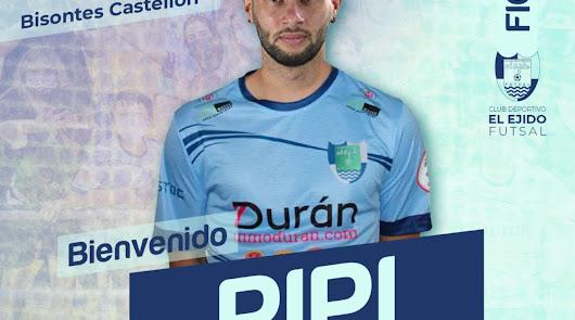 Durán Ejido Futsal gana en seguridad con el fichaje del cierre Pipi