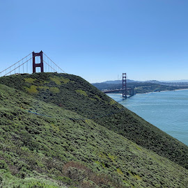 San Francisco  by Aaron Whitaker - Uncategorized All Uncategorized ( mountains, ocean, beach, san francisco, landscape )