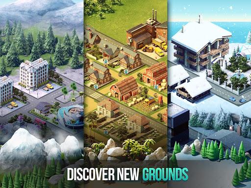 City Island 4 - Town Simulation: Village Builder apkdebit screenshots 11