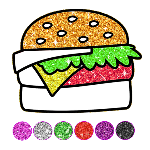 Food Coloring Game Learn Colors For Kids Google Play De