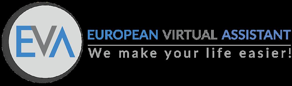 European Virtual Assistant Logo