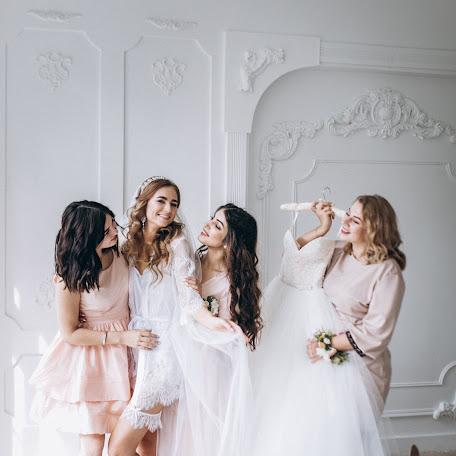 Wedding photographer Olga Paschenko (OlgaSummer). Photo of 21.02.2018