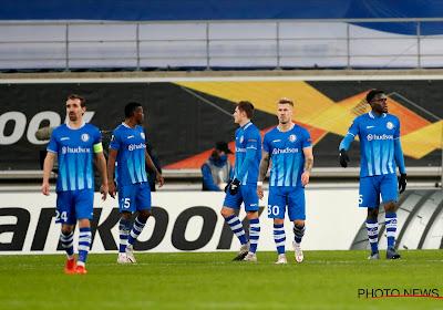 Pijnlijke statistiek vat het seizoen van AA Gent goed samen