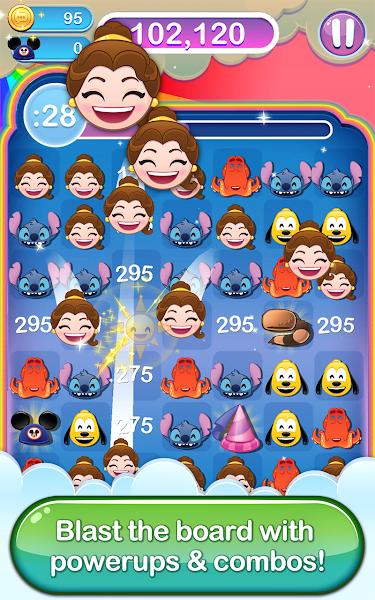 Disney Emoji Blitz – Villains v1.13.0 (Mod Money)