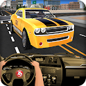 In Taxi Drive Simulation 2016 icon