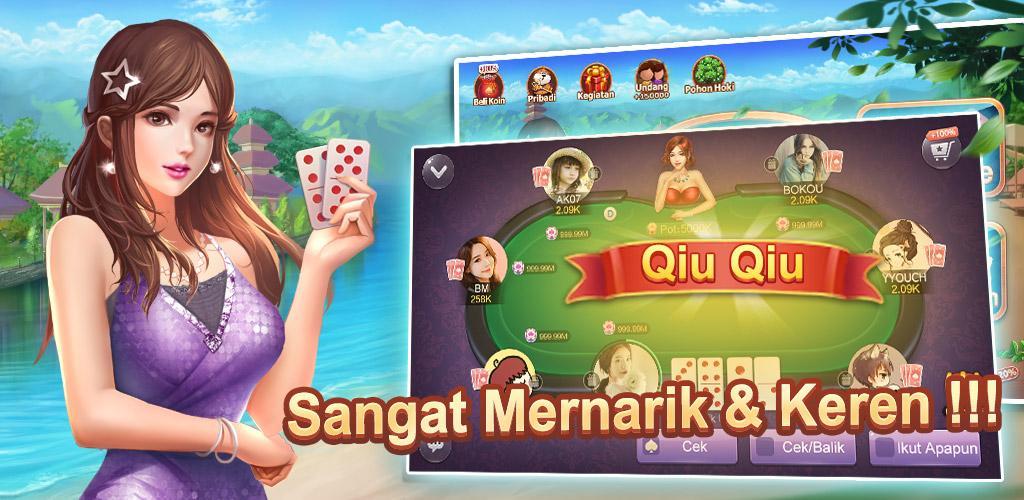 Domino Qiuqiu Dan Gaple Sicbo 1 1 2 Apk Download Com Bbgames Domino99 Apk Free