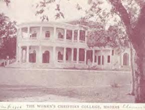 Photo: The Women's Christian College - Madras
