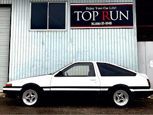 スプリンタートレノ AE86のカスタム事例画像 Toprun 1さんの2020年03月09日10:14の投稿