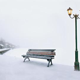 by Χρήστος Λαμπριανίδης - City,  Street & Park  Vistas