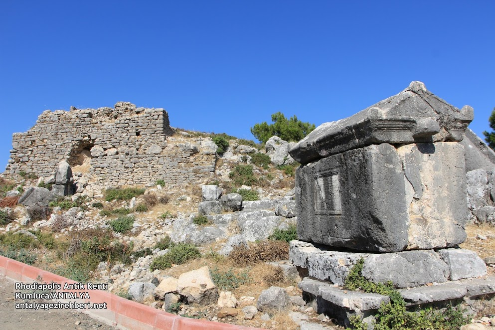 ehodiapolis antik kenti
