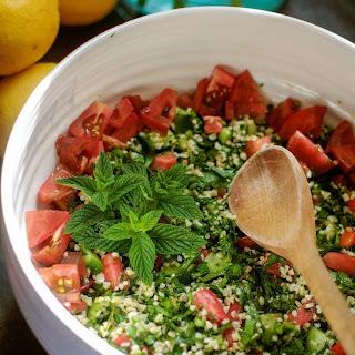 How to Make Tabbouleh.