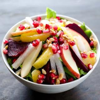Noche Buena Salad.