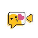 Random Video Chat : Live Chat - Let's Make Friends icon