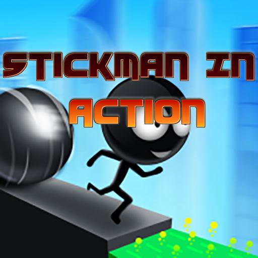 Stickman In Action