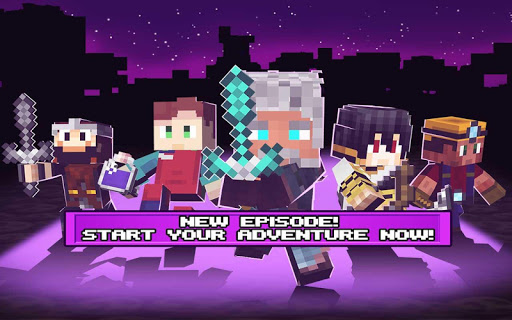 Block Survival Craft:The Story 0.2.7 screenshots 11