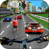 Traffic Bicycle Rider 3D Racer