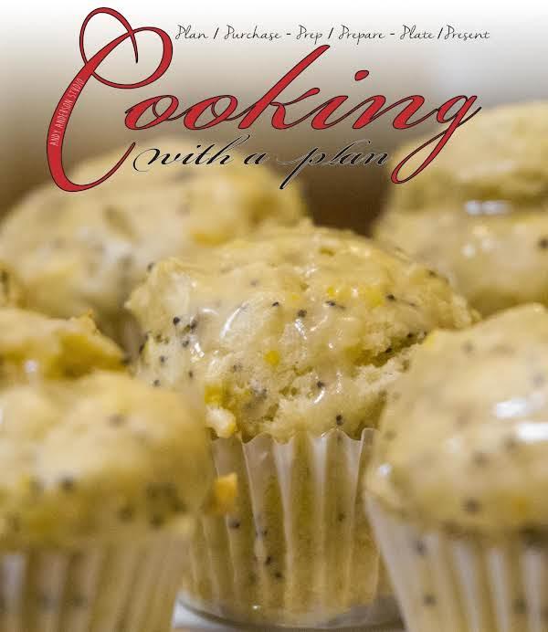 Spring Essentials: Lemon/orange Poppy Seed Muffins Recipe