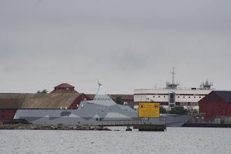 Photo: HMS Härnösand (K33),