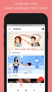 Full Screen Video Status for WhatsApp App Download For Android and iPhone 5