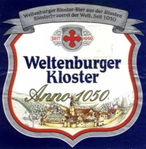 Logo of Kloster Weltenburg Weltenburger Anno 1050 Marzen