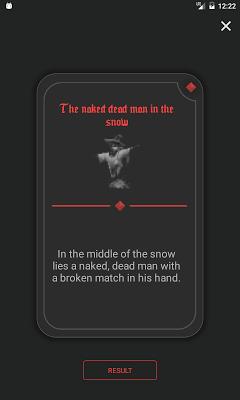 Dark Stories - Black Quiz FREE - screenshot
