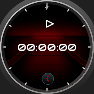 Throttle Watch Face- screenshot thumbnail