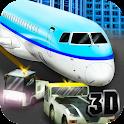 Airport Transport Simulator 3D icon