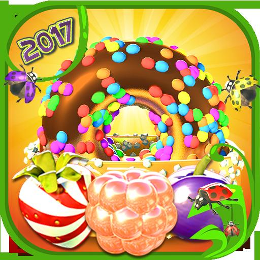 Fruit Crush Mania : Berry Blast Beetle