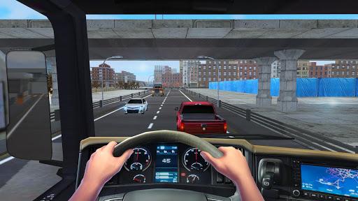 Truck Simulator PRO 2017  screenshots 8
