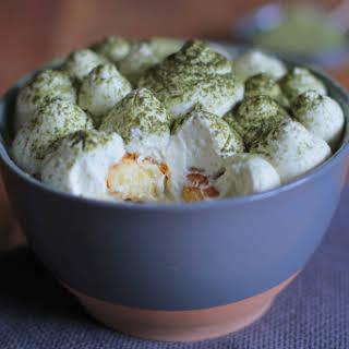 Green Tea-Ramisu.