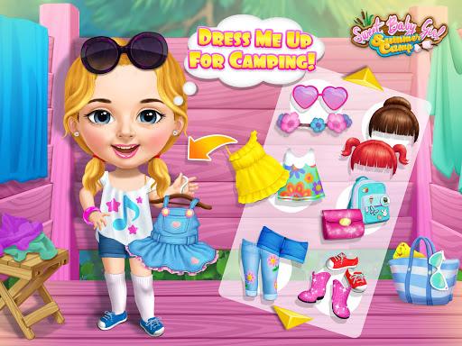Sweet Baby Girl Summer Camp - Kids Camping Club  screenshots 10
