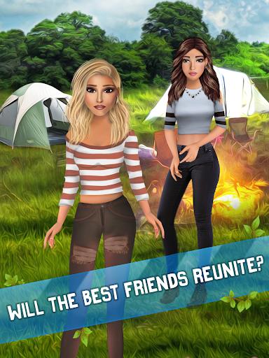 Summer Camp Vibes - Teenage Romance Story apkmr screenshots 6
