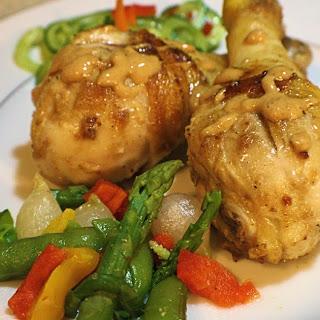 Peanut Thai Chicken