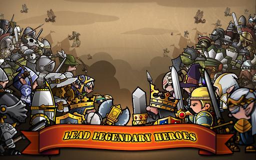 Mini Warriors  captures d'u00e9cran 2