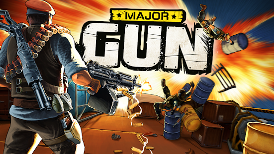 Major GUN FPS endless shooter mod apk