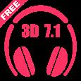 Music Player 3D Surround 7.1 (FREE)