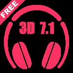 3D Surround 7.1 MusicPlayer (FREE) 2.0.40