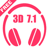 3D Surround 7.1 MusicPlayer (FREE) (Unreleased)