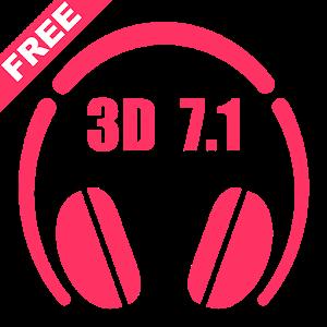 Download 3D Surround 7 1 MusicPlayer (FREE) APK latest