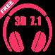 3D Surround 7.1 MusicPlayer (FREE)