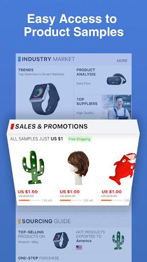 Alibaba.com B2B Trade App screenshot 4