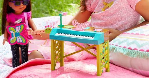 American Girl Doll Keyboard Just $17 (Regularly $35) + Up to 70% Off Books, Apparel, & More