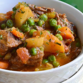 One Pot Beef Stew.
