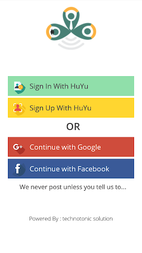 HuYu screenshot 2