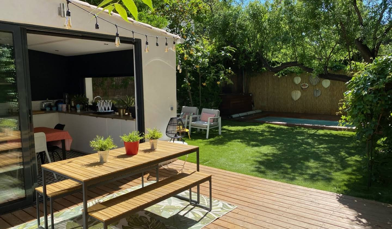Maison avec piscine Marseille 8ème