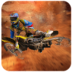Offroad Highway Motorcycle Driving Simulator Icon