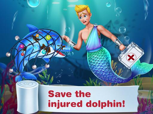 Download Mermaid Secrets23 u2013 Mermaid Heart Break Love Story MOD APK 2