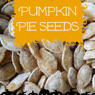 Pumpkin Pie Seeds