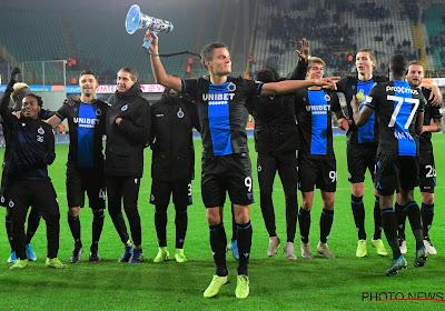 Alles voor de dubbel: Club Brugge op volle sterkte naar zee, Oostende mist aanvoerder
