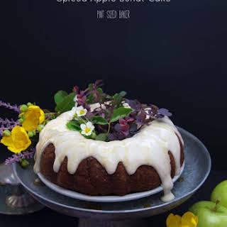 Apple Spice Bundt Cake.